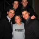 Jersey Boys Backstage