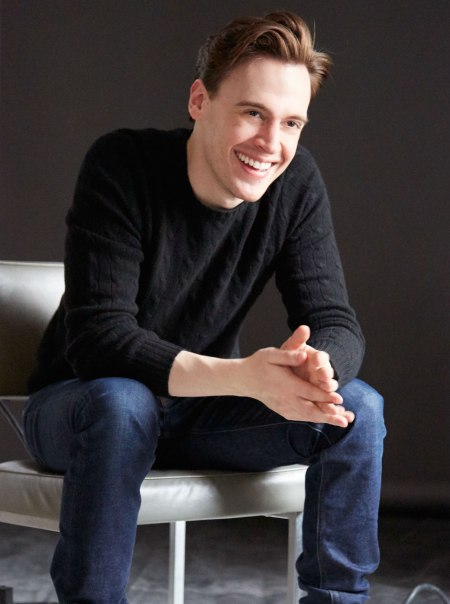 Erich Bergen, People Magazine.